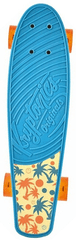 "Kryptonics Deskorolka Torpedo 22,5"" Blue"