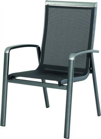 RIWALL krzesło aluminiowe Forios