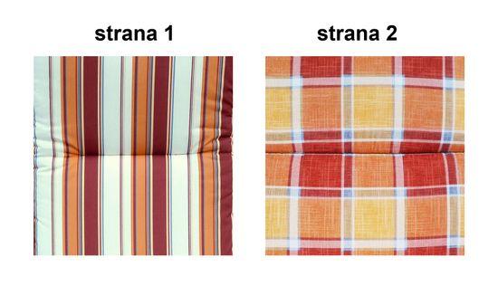 RIWALL Hartman orange 195x60x6-1 - polstr