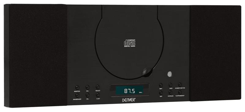 Denver MC-5010BT, černá