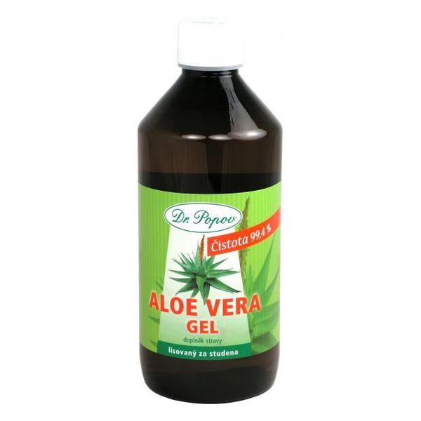 Dr.Popov Aloe Vera gel 500ml