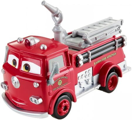 Cars Auto strażackie Ruda