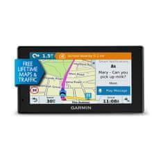 Garmin navigacijski sistem Drivesmart 60LMT-D