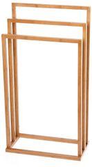 TimeLife Vešiak na uteráky bambus