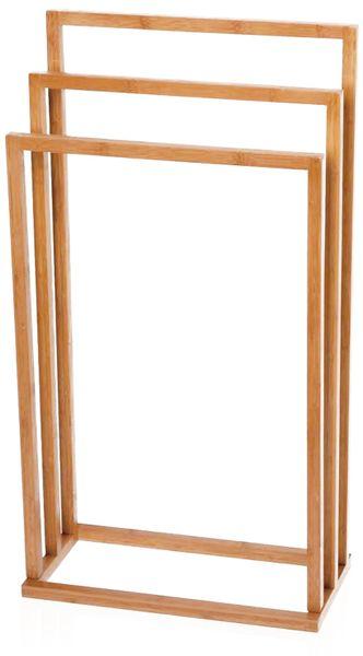 Time Life Věšák na ručníky bambus