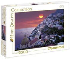Clementoni Puzzle Włochy Positano 2000 el.
