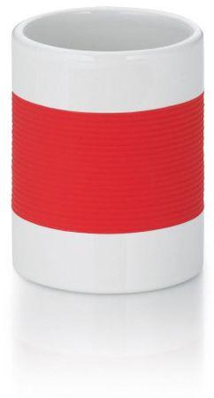 Kela kozarec Laletta, rdeč