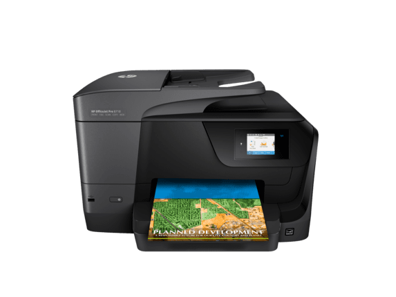 HP OfficeJet Pro 8710 All-in-One (D9L18A)