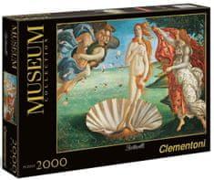 Clementoni Puzzle Sandro Botticelli, Zrození Venuše 1000 dílků
