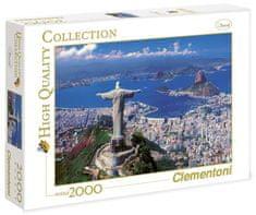 Clementoni Puzzle Rio De Janeiro 2000 dílků