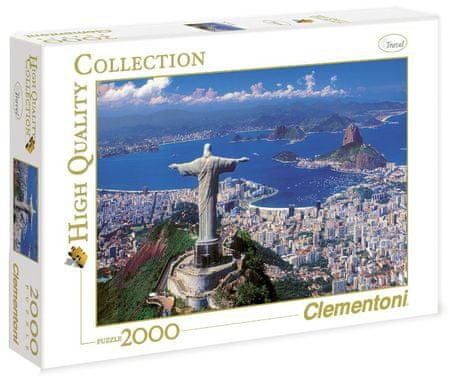 Clementoni Puzzle Rio De Janeiro 2000 el.