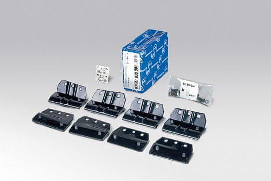 Cruz kit Optiplus Rail Subaru Outback 13->, AMRD935-521