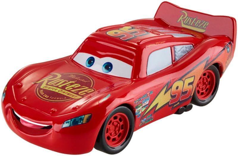 Cars Akční auto Blesk McQueen