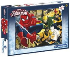 Clementoni Puzzle Úžasný Spiderman 100 dílků