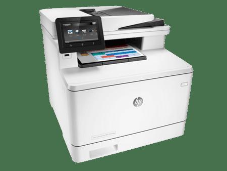 HP tiskalnik Color LaserJet Pro MFP M377dw