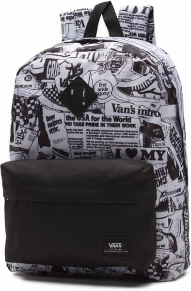 Vans M Old Skool II Backp Checkered Past OS