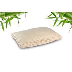 Hitex vzglavnik Bamboo All Sides Sleep, 50 x 70