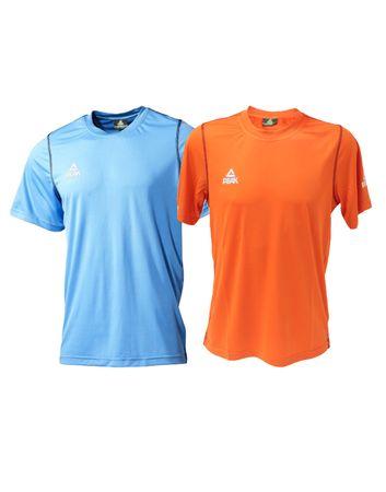 Peak tekaška majica R81, L, oranžna