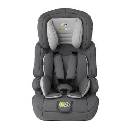 KinderKraft Fotelik Comfort UP, Grey
