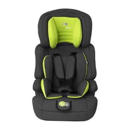 KinderKraft Fotelik Comfort UP, Lime