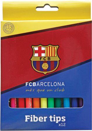Barcelona FC flomastri, 12 kosov