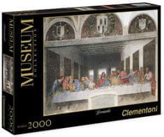 Clementoni Puzzle Ostatnia wieczerza 2000 el.