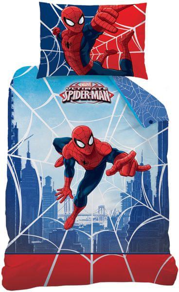 CTI Povlečení Spiderman WEB