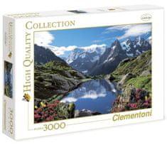 Clementoni Puzzle Údolí Chamonix 3000 dílků