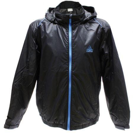 Peak jakna s kapuco F213341, S, črna