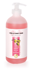 Tommi Long and Curly Dog Shampoo 500 ml