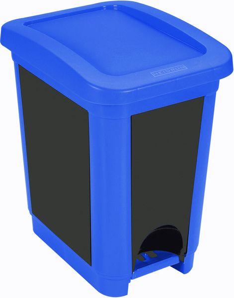 Heidrun Odpadkový koš 30 l modrá