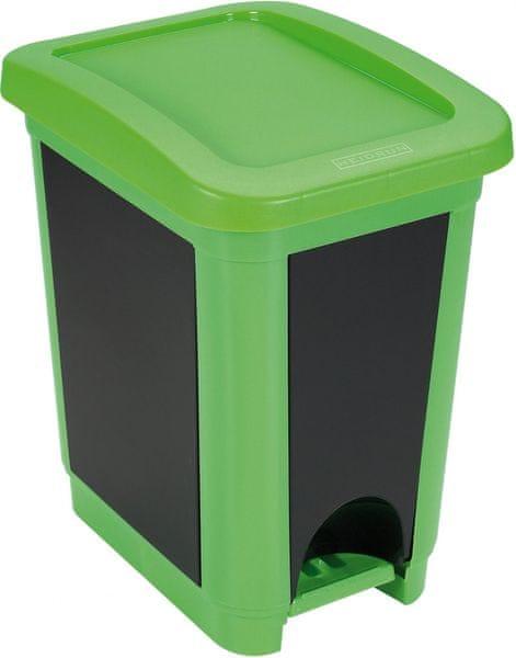 Heidrun Odpadkový koš 30 l zelená