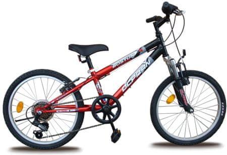 """Olpran rower dziecięcy Boston 20"""" red"""