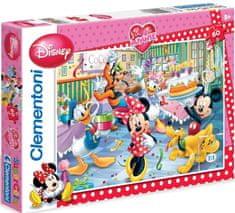 Clementoni Puzzle Minnie Narozeninová oslava 60 dílků