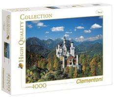 Clementoni Puzzle Neuschwanstein 4000 el.