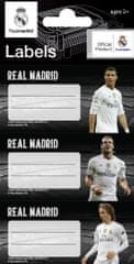 FC Real Madrid etiketa za zvezek 9/1