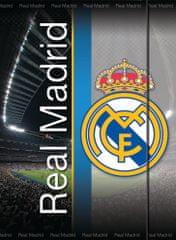 FC Real Madrid mapa z elastiko, A4 600G