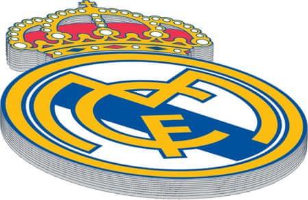 FC Real Madrid beležka okrogla A6, 30 listov