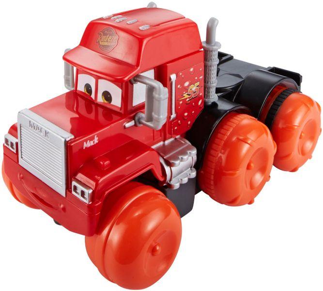 Mattel Cars velké auto do koupele - Tirák
