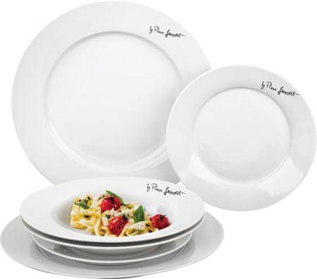 Lamart set jedilnih krožnikov LT9001, 6 kosov