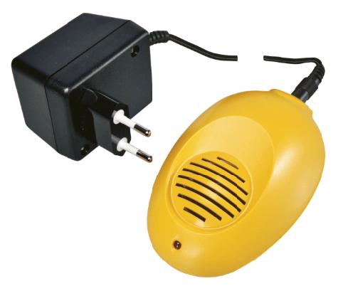 Ardes Ultrazvukový odpuzovač hmyzu (PP1605)