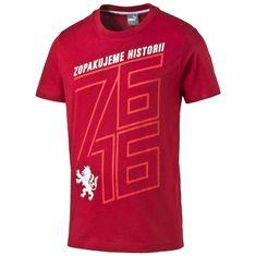 Puma Czech Republic 76 Fan Shirt