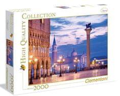 Clementoni Puzzle Benátky 2000 dílků