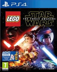 Warner Bros Lego Star Wars: The Force Awakens (PS4)