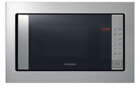 Samsung vgradna mikrovalovna pečica FG87SST/BOL