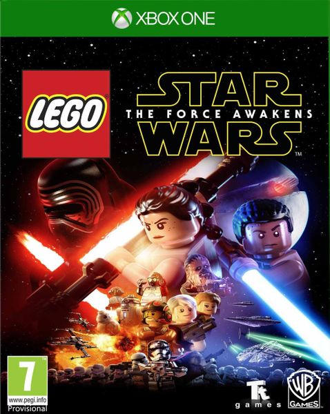 Warner Bros Lego Star Wars: The Force Awakens / Xbox One