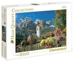 Clementoni Puzzle Sellagruppe Dolomity 2000 dílků