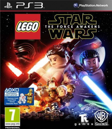 Warner Bros Lego Star Wars: The Force Awakens (PS3)