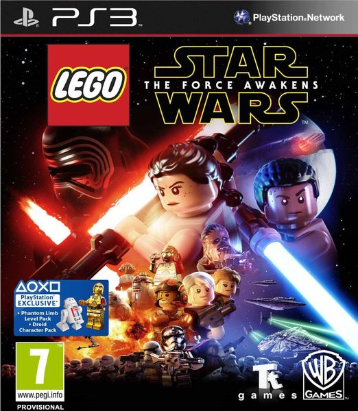 Warner Bros Lego Star Wars: The Force Awakens / PS3