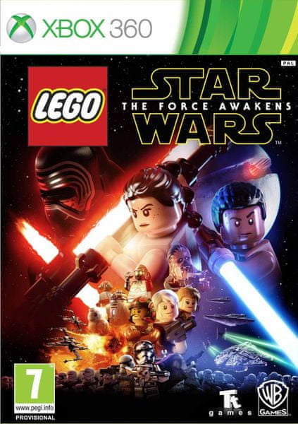 Warner Bros Lego Star Wars: The Force Awakens / Xbox 360